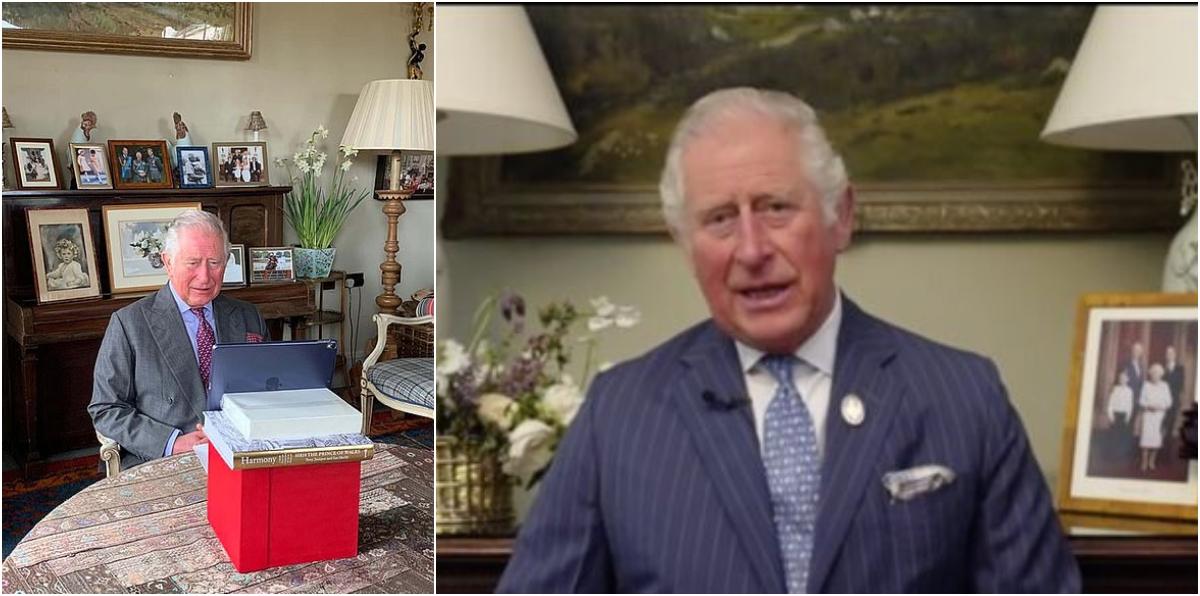 Le Princes Charles en froid avec son fils Harry ? Ce détail qui ne trompe pas !