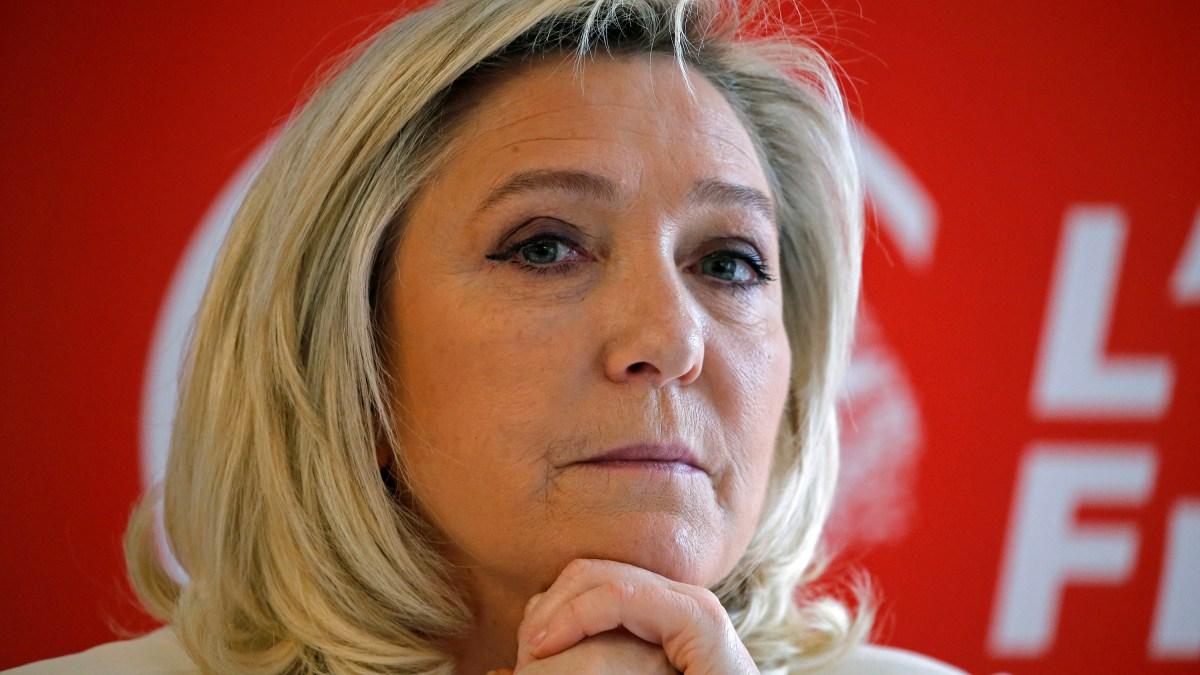 Marine Le Pen vs Eric Dupond-Moretti : Elle le taxe de «harcèlement»