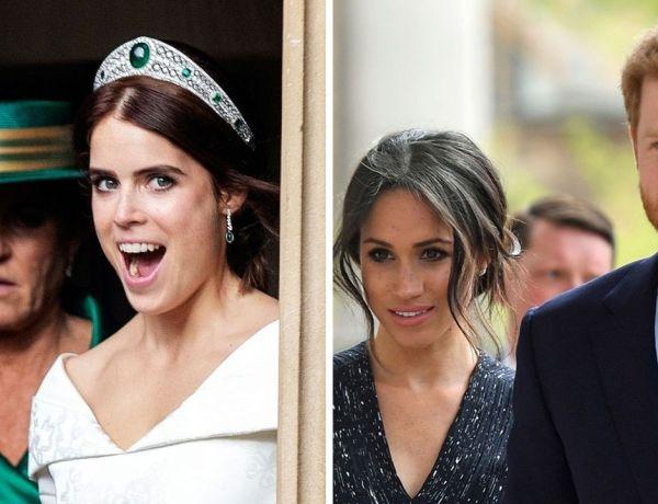 Princesse Eugénie vengée ? La princesse Béatrice vole la vedette au prince Harry et à Meghan Markle