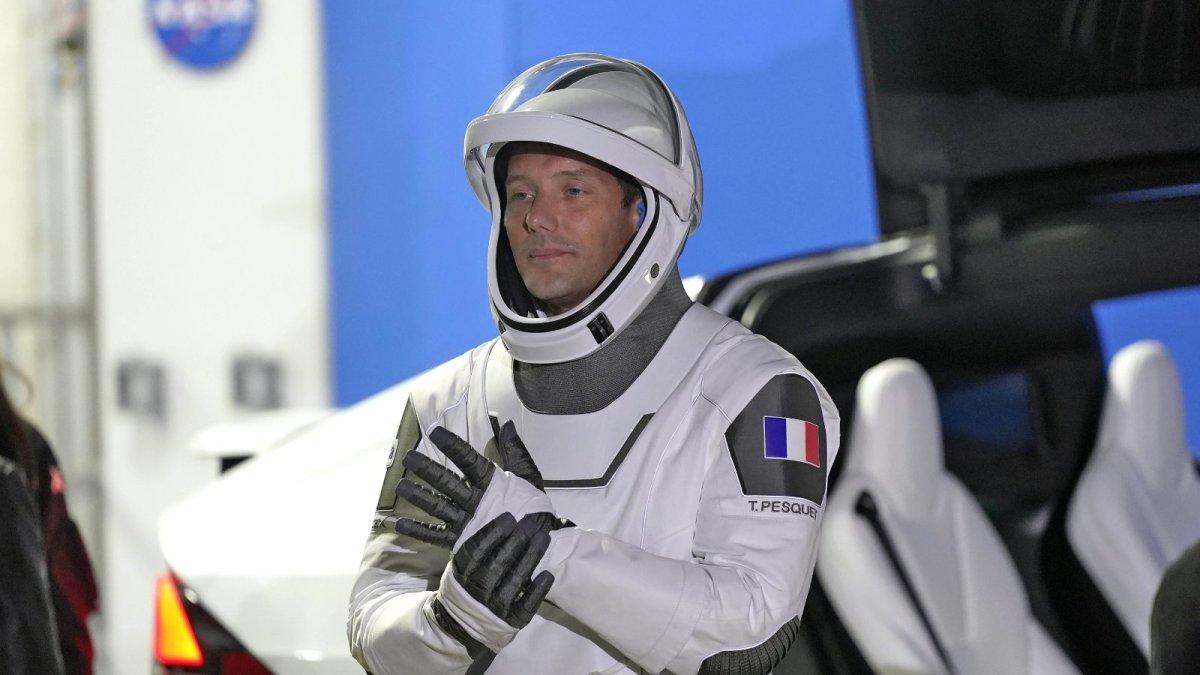 Thomas Pesquet : Découvrez le salaire de l'astronaute pour sa nouvelle mission