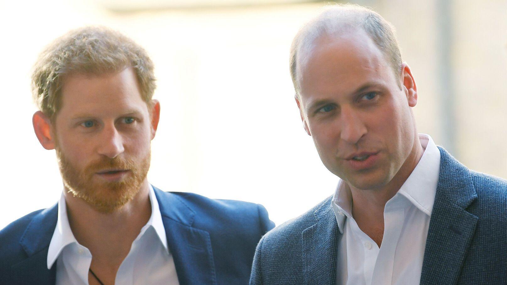 William et Harry toujours en froid ? Ce détail qui le prouve