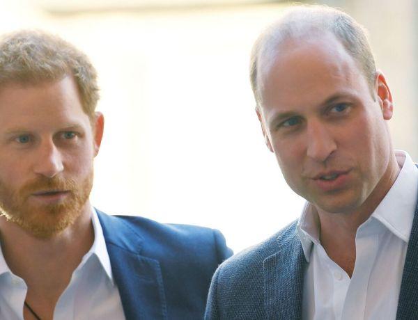Les princes William et Harry en froid : La phrase malheureuse que regrette le duc de Cambridge
