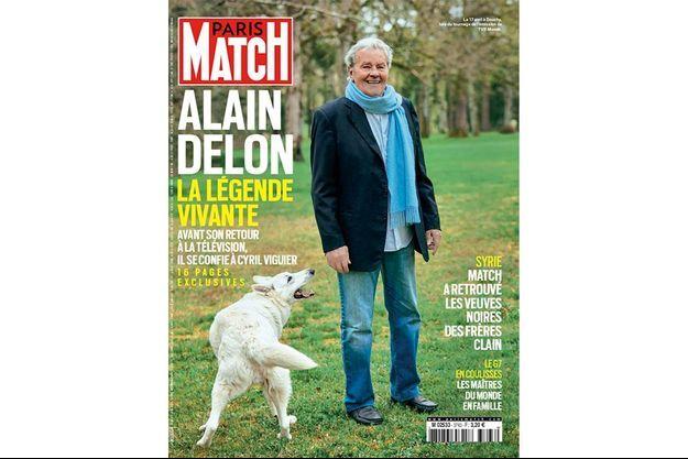 Alain Delon a retrouvé l'amour : Le comédien évoque sa nouvelle compagne