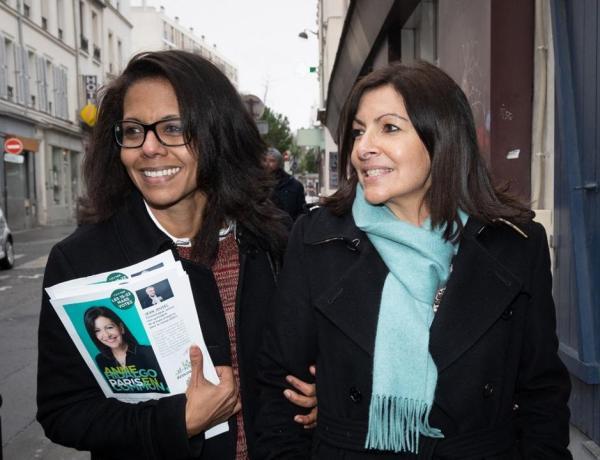 Anne Hidalgo lâche sans remords Audrey Pulvar pour les élections régionales