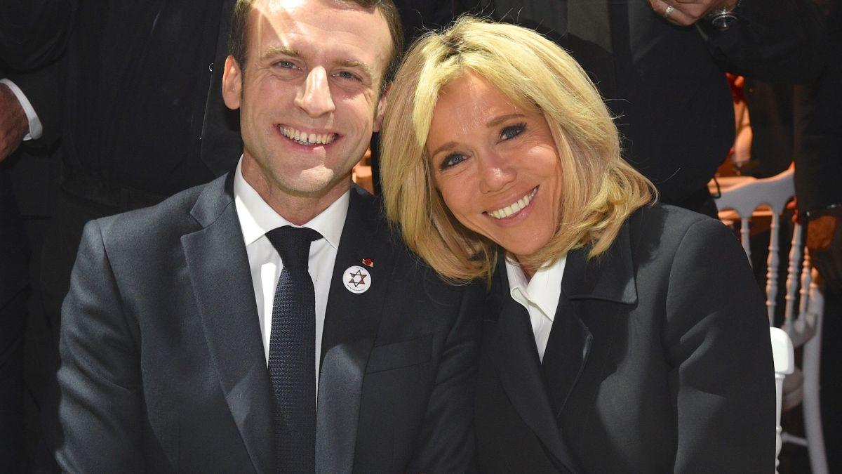 Covid-19 : Emmanuel et Brigitte Macron ont été vaccinés mais…