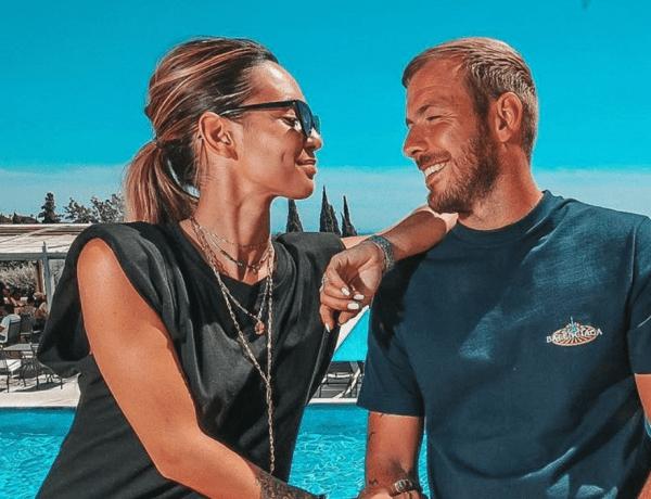 Julien Bert et Hilona Gos affichent leur amour sur la toileet exaspèrent les internautes