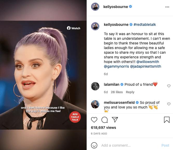 Kelly Osbourne : Toxicomane, elle se confie sur son combat pour sortir de l'enfer de la drogue