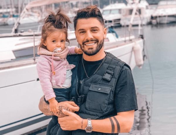 Kevin Guedj gaga de sa fille Ruby: Les internautes fondent