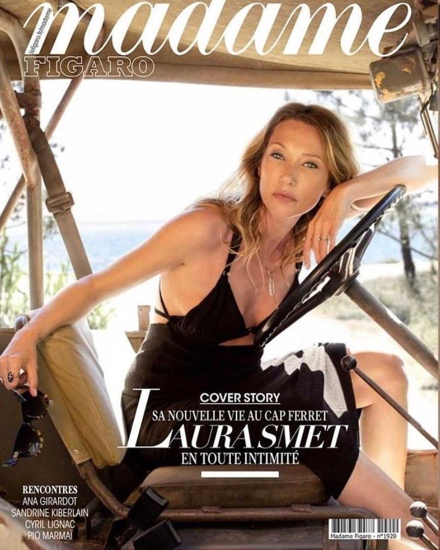 Laura Smet : Johnny Hallyday, son fils Léon, ses relations avec Jade et Joy... Elle se confie