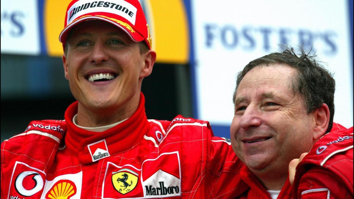 Michael Schumacher : Les confidences poignantes de son ami Jean Todt