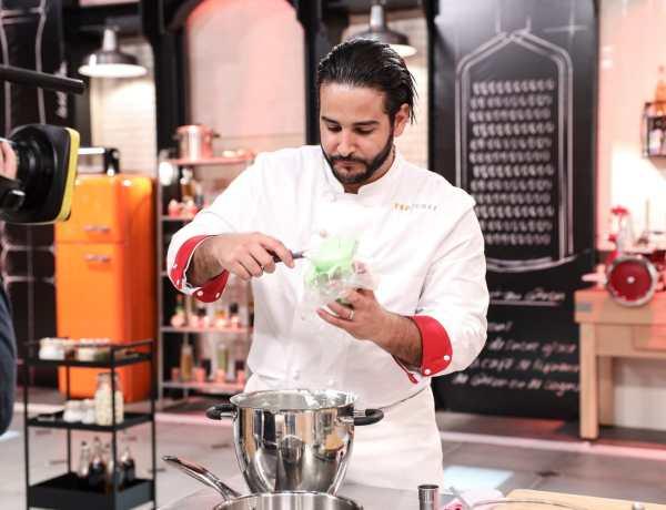Mohamed Cheikh : Le vainqueur de Top Chef 12 évoque sa femme, Sofia, qui porte le voile