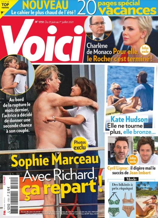 Sophie Marceau séparée de son compagnon ? Ce cliché qui en dit long