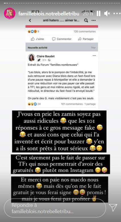 Familles nombreuses : Les Blois accusés de profiter de leur notoriété, ils répondent aux rumeurs !