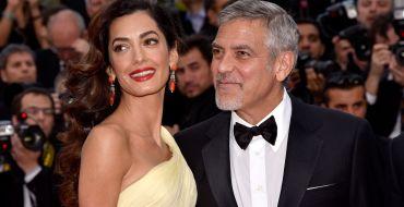 George Clooney : Sa femme Amal enceinte de leur troisième enfant ?