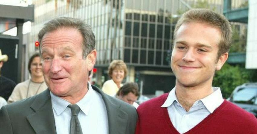 Robin et Zak Williams @ Kevin Winter/Getty Images