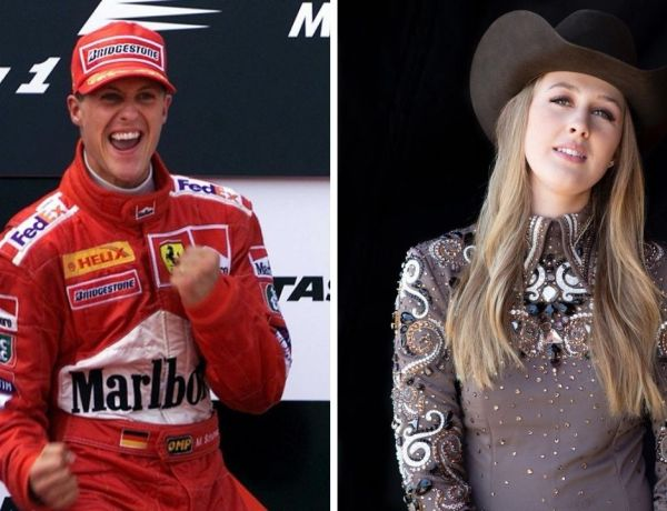 Michael Schumacher : Sa fille Gina annonce un grande nouvelle sur Instagram