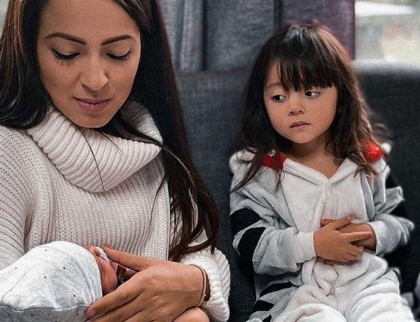 Olivia Gayat (Famille nombreuses) dévoile pour la première fois le visage de son fils
