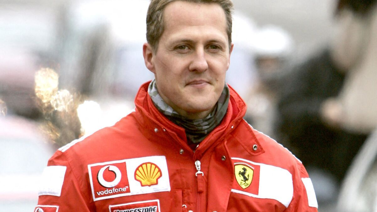Nouvelles confidences sur la santé de Michael Schumacher et elles ne sont pas rassurantes !