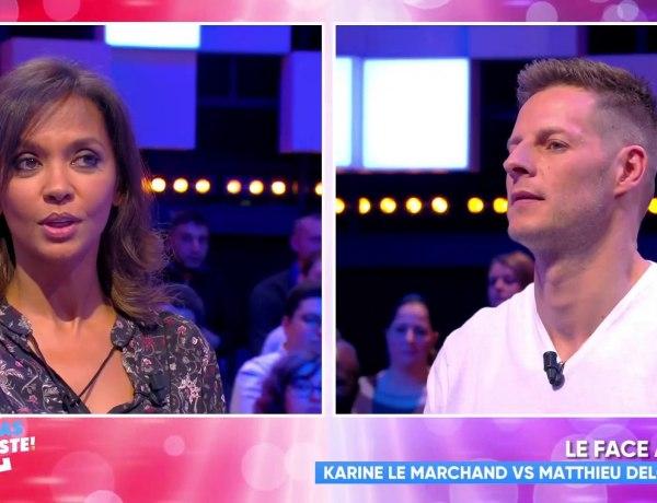 Karine Le Marchand : Une diva capricieuse ? Matthieu Delormeau balance !