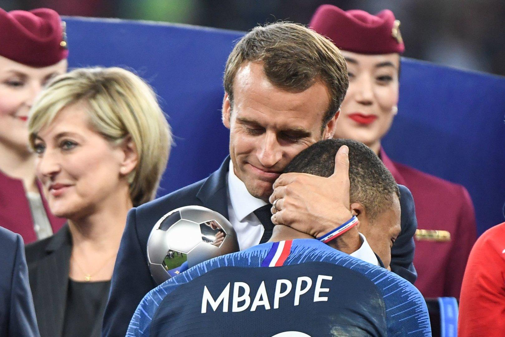 Kylian Mbappé : comment Emmanuel Macron a joué un rôle dans son départ avorté du PSG