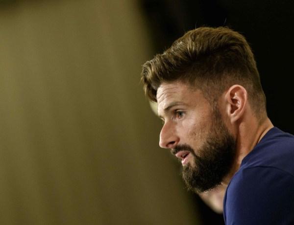 Olivier Giroud : Ce qu'il reproche à Didier Deschamps après son exclusion de l'équipe de France !