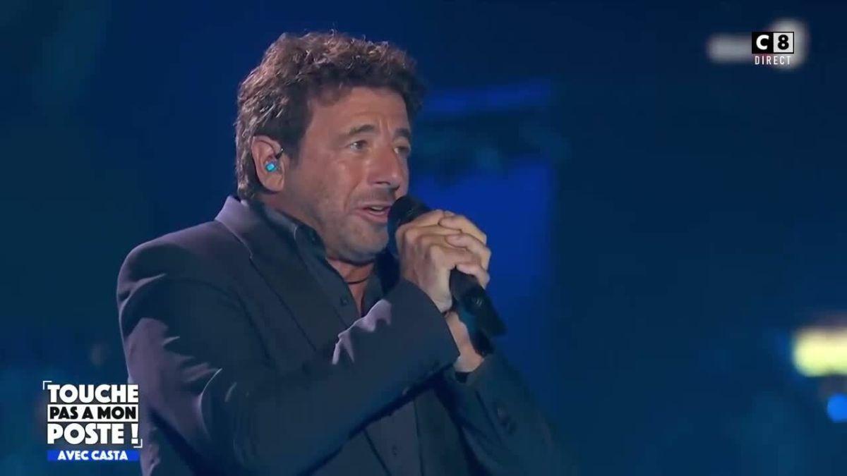 Patrick Bruel «effondré» lors du concert hommage à Johnny Hallyday : Cet incident qui l'a perturbé