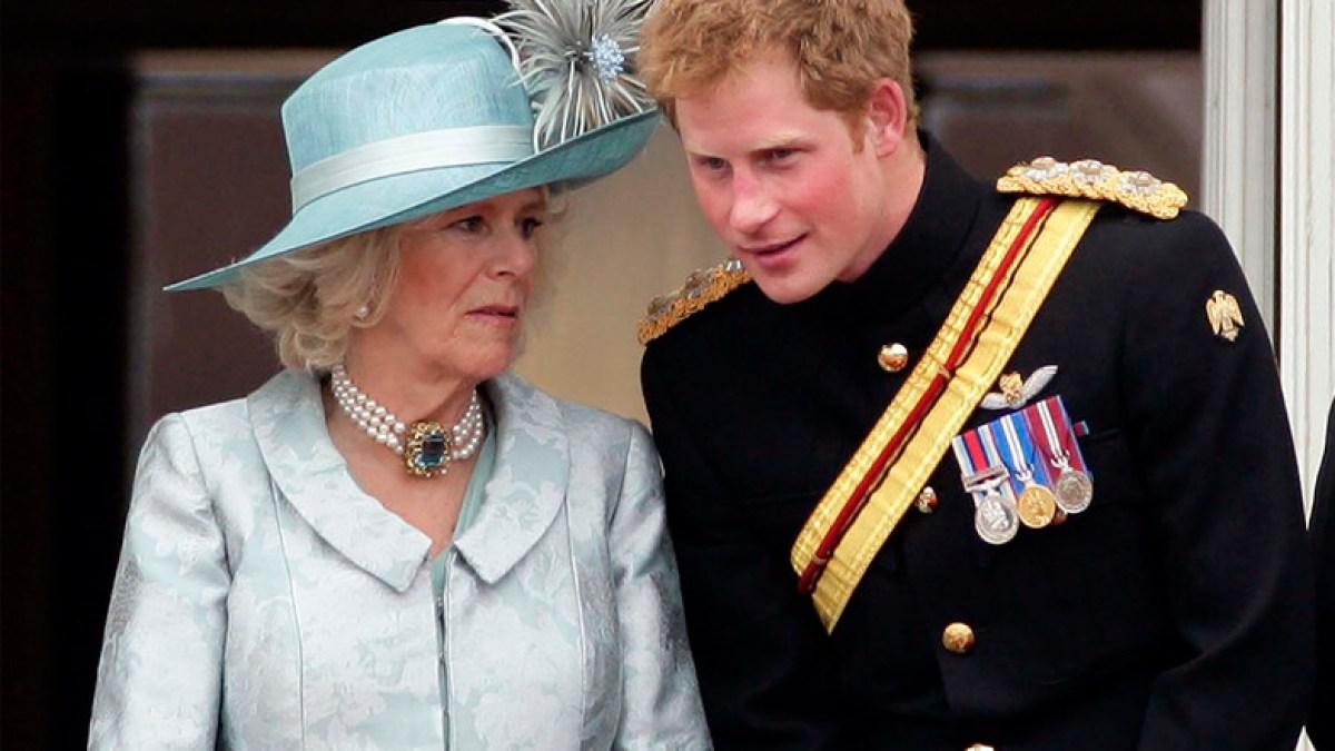 Prince Harry prêt à régler ses comptes avec Camilla Parker-Bowles dans ses mémoires