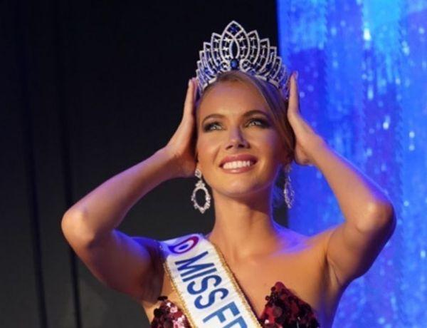 Miss France : Amandine Petit victime de «mains aux fesses» ? Elle répond