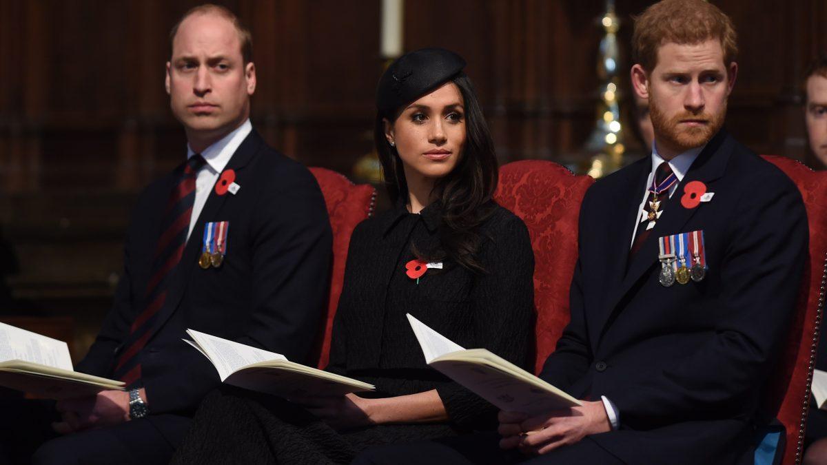 Prince Harry et Prince William en froid : «Meghan est celle par qui la rupture est arrivée»