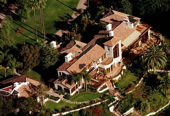 Steven Spielberg Brentwood Estate