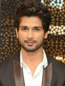 Shahid Kapoor Height, Weight, Body stats, Wiki