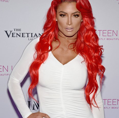Eva Marie Measurements Height Weight Bra Size Age Wiki Affairs