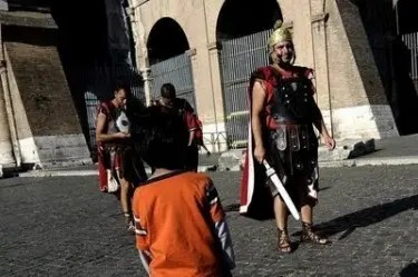 Gladiators arrested