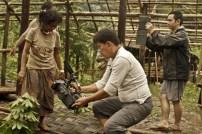 Patrol ng Pilipino Ryan Chua works with Cannes Best Director Dante Brillante Mendoza.