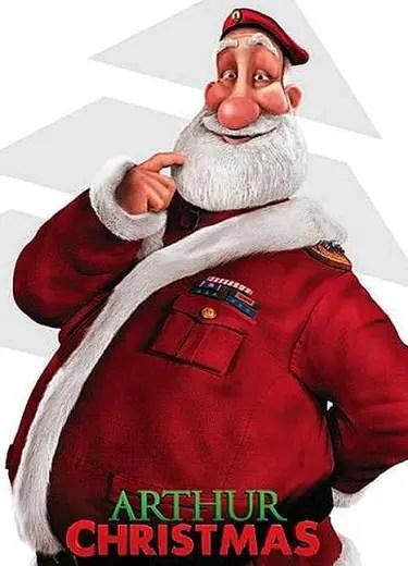 Arthur Christmas Santa.Q A With Santa Claus For Arthur Christmas Starmometer