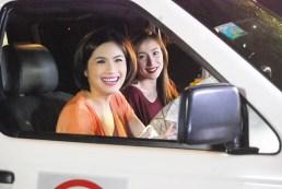 Diana Zubiri and Cristine Reyes