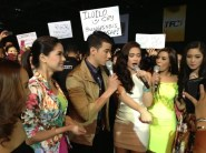 Mario hosted 'ASAP in Singapore' with Erich Gonzales, Maja Salvador, Nikki Gil and Kim Chiu