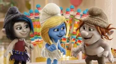 Smurfs Teaser