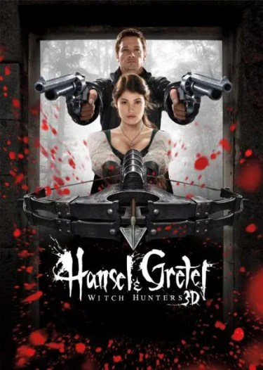 Hansel and Gretel Witch_Hunters