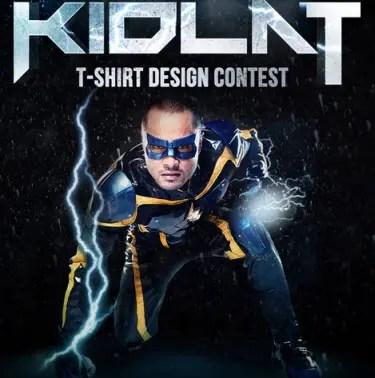 Kidlat Tshirt Contest