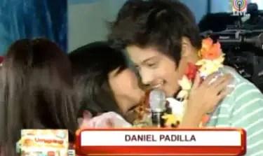 Daniel Kissed 2