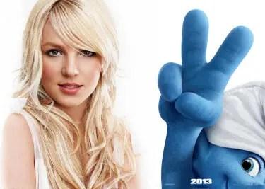Britney Smurfs