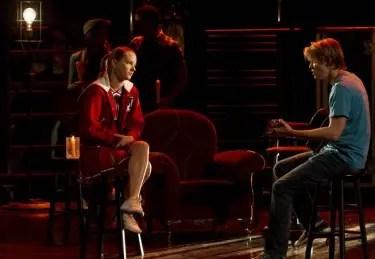 Glee Sam Brittany