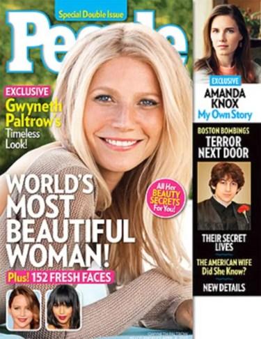 Gwyneth Most Beautiful