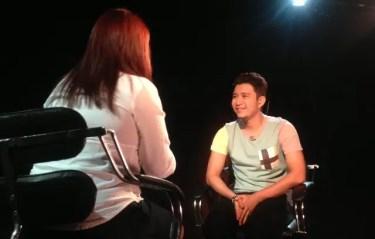 Jason Francisco confesses his life story to Janice de Belen