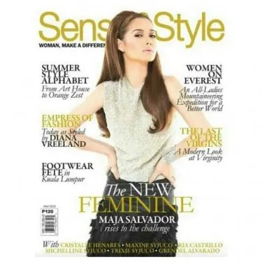 Maja Salvador Sense and Style