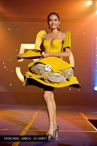 National Costume Winner