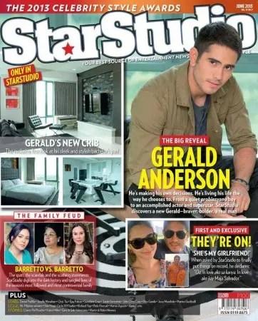 Gerald Anderson StarStudio