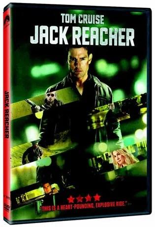 Jack Reacher DVD