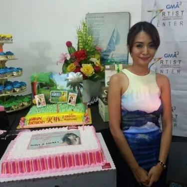 Kris Bernal Birthday Celeb (2)